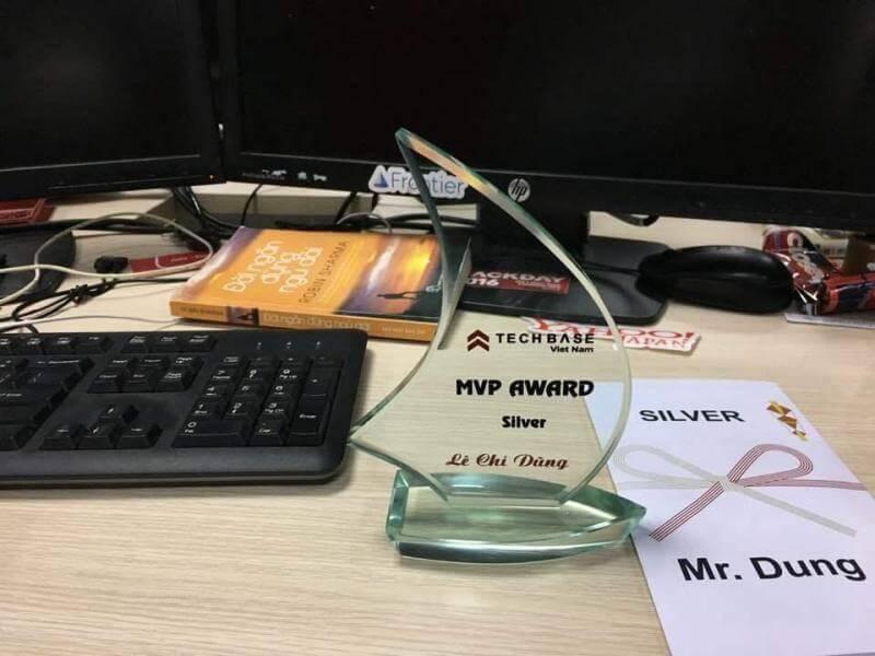 MVP AWARD 2018
